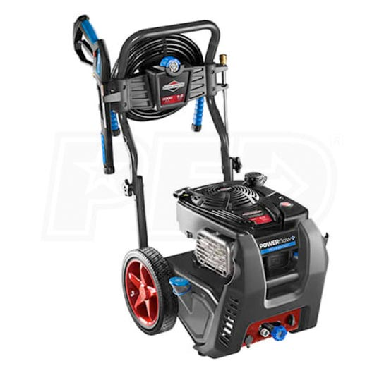3,000 PSI Power Flow PLUS pressure washer
