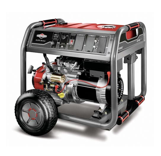 7,000 Watt Elite Series Generator