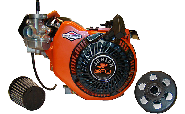 Briggs Racing - Kart Racing Engines, News, Videos