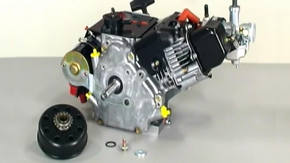 Junior 206 | Racing Engines | Briggs Racing